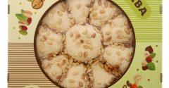 Халва кунжутная с арахисом
