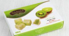 Рахат лукум (Барака) со вкусом киви, 250 гр