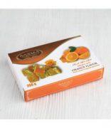 Рахат лукум (Барака) со вкусом апельсина. 250 гр