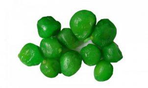 """Кумкват в зеленом сиропе """"Лайм"""""""