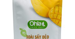 Манго натуральный Ohla, 500 гр.