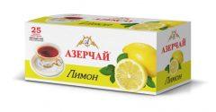 Азерчай Лимон 25 пак.