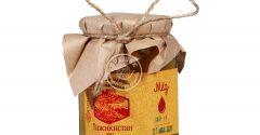 Мёд натуральный 200 г.(горный Таджикистан).