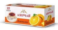 Чай Азер 45 гр.Апельсин 25 пакетиков