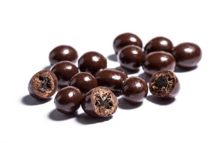 Изюм в шоколаде (Белое Озеро)