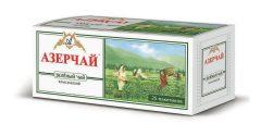 Азерчай зеленый (классический) 25пак.