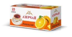 Азерчай апельсин 25 пак.