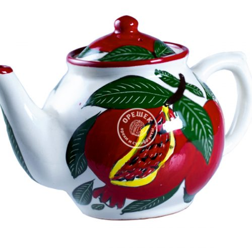 Чайник гранат