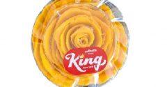 Манго King в форме РОЗЫ без сахара 400гр.
