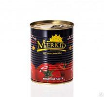 Томатная паста Merkid Иран.